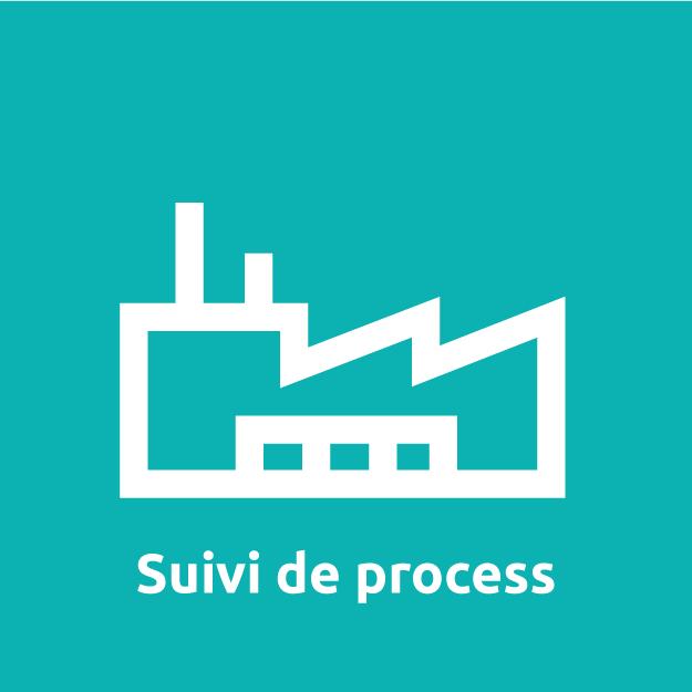 Sous le contrôle de la supervision dynamique, automatisation de toutes les fonctions du process de l'unité de fabrication