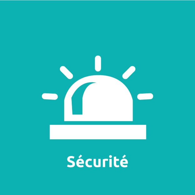 Gestion de la sécurité de production (incompatibilités, séries médicamenteuses) et sécurité des opérateurs (taux d'expositions moléculaires, pictogramme de sécurité, etc.)